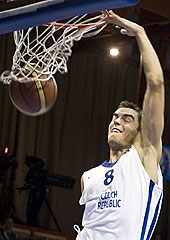 8. Toms Satoransky (Czech Republic)